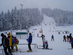 Bulgaria Borovets Ski-resort