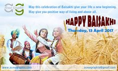 Wishing you a very Happy Baisakhi http://www.acmegraphix.com/