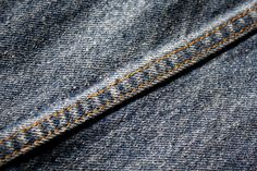 double stich denim | Seam on Denim Blue Jeans Picture | Free Photograph | Photos…