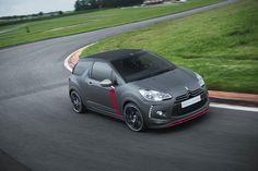 Citroën DS3 Cabrio Racing: Un concept deportivo y elegante