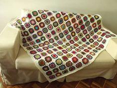 manta crochet - Pesquisa Google