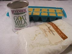 Make Your Homemade Soap Extra Creamy By Adding Goat's Milk