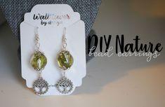 DIY botanical jewelry