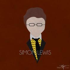 the mortal instruments--Simon Lewis