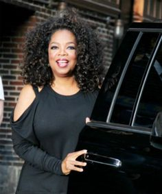 The richest woman in America...isn't Oprah