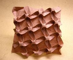 Lampada Origami Di Edward Chew : Best flip and fold images in origami