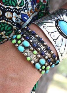 southwestern jewelry. my style
