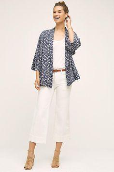 Indica Kimono Jacket - anthropologie.com