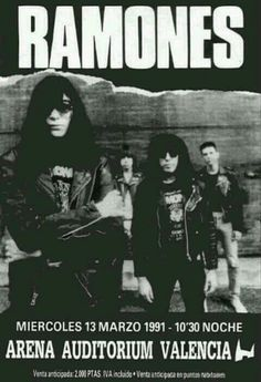 Ramones, Rock And Roll Bands, Rock Bands, Rock N Roll, Joey Ramone, New Wave Music, Punk Poster, Rock Band Posters, Music Collage
