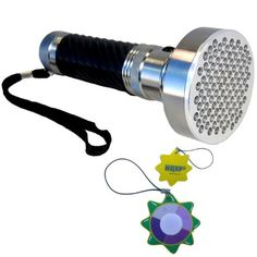 Special Offers - HQRP Powerful Ultraviolet Blacklight / Flashlight 100 LED with 390 nM Wavelength plus HQRP UV Meter - In stock & Free Shipping. You can save more money! Check It (August 11 2016 at 05:48PM) >> http://flashlightusa.net/hqrp-powerful-ultraviolet-blacklight-flashlight-100-led-with-390-nm-wavelength-plus-hqrp-uv-meter/
