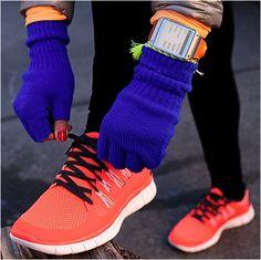 Parez-vous des plus belles couleurs pour aller courir avec votre #GalaxyGear !