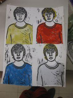 Outstanding Middle School Arts Blog