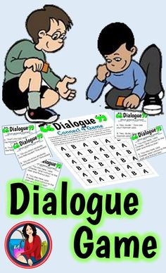 Dialogue: Have fun reviewing the rules for writing Dialogue by playing a game of Connect Four. The handy Anchor Chart organizes the rules in a way that makes sense to the students. 24 Task Cards each have a correct sentence and an incorrect sentence.