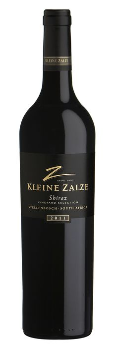 Kleine Zalze Vintage Selection Shiraz 2011