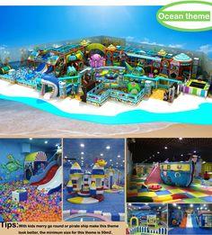 indoor jungle gym - playground slides - Angel Playground Equipment Co.,Ltd