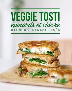 Veggie Tosti - Blog Mangoandsalt