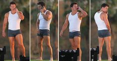 Ryan Reynolds Underwear | Mark Wahlberg Can't STOP Touching His Weiner! See Photos Here!
