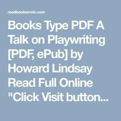 Books download bioprocess engineering principles pdf by pauline m books type pdf a talk on playwriting pdf epub by howard lindsay read fandeluxe Choice Image