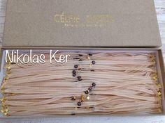 Χειροποίητα μαρτυρικά βάπτισης βραχιολάκια από τη Celfie Coco. www.nikolas-ker.gr