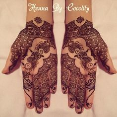 mehndi maharani finalist: Henna By Cocolily http://maharaniweddings.com/gallery/photo/26932