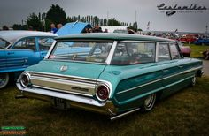 1964 Ford Galaxie Wagon