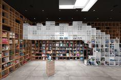 Slovenian Book Center | Architects: SoNo Arhitekti Location: Trieste, Italy | Photographs: © Žiga Lovšin