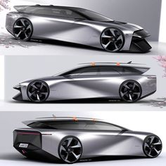 View Nissan Shooting Brake by Bruno Arena by Car Design Sketch, Car Sketch, Fancy Cars, Cool Cars, Nissan, Design Autos, Models Men, Electric Car Charger, Mini Car