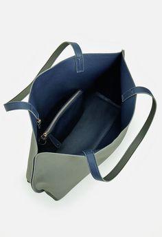 6bb0bfc7259a7 Ace. Neue Farbkombi! Ace Handtaschen in Slate Navy - günstig kaufen bei  JustFab