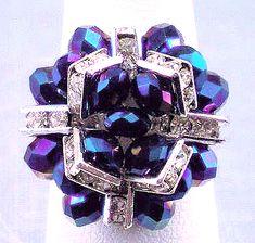 Squaredelle Ring Pattern by Lynn