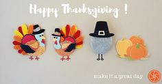 nice Happy Thanksgiving Make It A Great Day