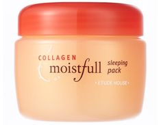"Promising review: ""Love this sleeping pack! I use it a couple times a week in place of the cream. I usually slather a ton of it on my face until it's pretty goopy and then try to sleep on my back. In the morning I can really feel the difference when I go to wash my face. It's especially great on long flights or after a night of drinking! It's a very nice step to add to your routine. One of my all-time favorite K-beauty products."" —Rosie M. Get it from Amazon for $10.76 or Walmart for $12.65."