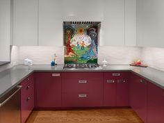 Kitchen cabinets grey and white - Modern kitchen cabinets - Kitchen design - Kitchen dinning roo - Felica Perez Kitchen Cabinets Grey And White, Two Tone Kitchen Cabinets, Kitchen Cabinet Colors, Kitchen Colors, Kitchen Dinning Room, Home Decor Kitchen, Home Kitchens, Kitchen Design, Kitchen Ideas