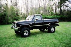 1986 Chevy 4x4