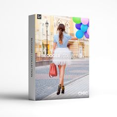 The Blogger Collection Chic Lightroom Presets