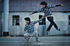 "23 year old ""Les Twins"" are taking the world of dance to another level! The hip hop duo from Sarcelles, France have competed in multiple dance comps, appeared on Ellen, performed with Beyonce & appeared in Jay-Z's Thats Rocawear Viral Video. WATCH OUT!"