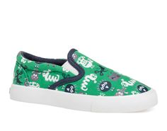 Shop Monsters kids shoes online for Christmas at BucketFeet: http://www.bucketfeet.com/shop/kids/monsters