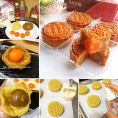 Miki's Food Archives : Traditional Mooncake (Easy Recipe) 传统月饼食谱 Chinese Recipes, Asian Recipes, Easy Mooncake Recipe, Resep Cake, Malaysian Food, Cooking Wine, Asian Desserts, Moon Cake, Baking Supplies