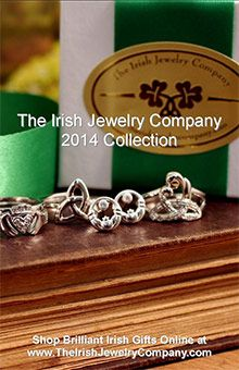 Special Offer from The Irish Jewelry Company: Get 10% Off your first order