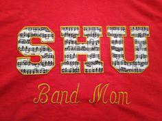 Band Mom TShirt