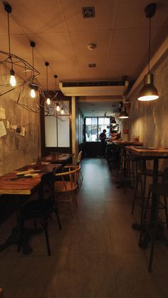 Spoon Eat + Drink   Designed by: @polygondesigns in collaboration with Craftsmith @kwittyb @mobudays    Photo by: Mitsuko Kubota Kubota, Track Lighting, Collaboration, Spoon, Restaurant, Ceiling Lights, Drinks, Eat, Inspiration
