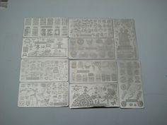 Fingr Angel VL serie Aliexpress My stamping plates