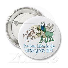 bitten by the genealogy bug