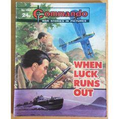 Commando Comic Picture Library #1949 War Action Adventure £2