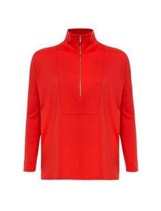 Mela Purdie Funnel Zip Sweater