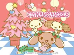Happy Christmas <3 #Cinnamoangels