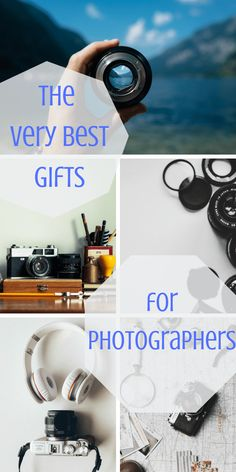 The Absolute Best Photography Gifts for the photographer on your shopping list. Check out these great photography Christmas gift ideas. Find some photography stocking stuffers too! Photographer Gifts, Gifts For Photographers, Photography Tips, Travel Photography, White Photography, Crossfit Gifts, Nerd Gifts, Yoga Gifts, Fitness Gifts