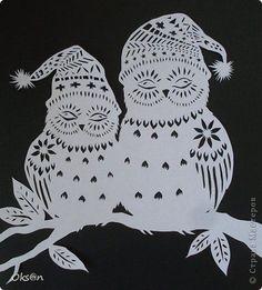 """Насмотрелась на работы Маруси http://stranamasterov.ru/user/191924 и """"заразилась"""" птичками. В инете вигуглила вот такую парочку, это тоже Angie Pickman. фото 5"""