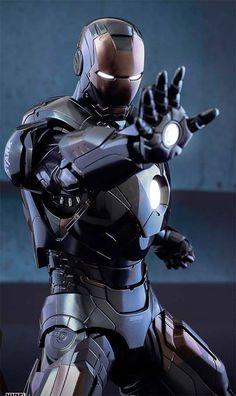 Espectacular armadura Mark 7 de Iron Man para Los Vengadores 2