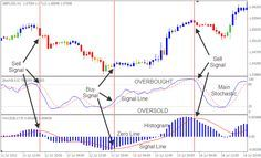 Forex Cash: Stochastic and MACD