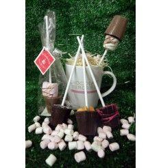 Hot Chocolate Swirlers :D